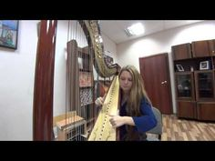 Secret Garden   -  Passacaglia  - Harp Cover кавер на арфе