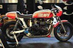 Motor Bike Expo 2015 - Cafe Racer #1