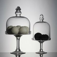 this shop has a wide selection of cake stands & apothecary-style jars...look great, tho' pricey