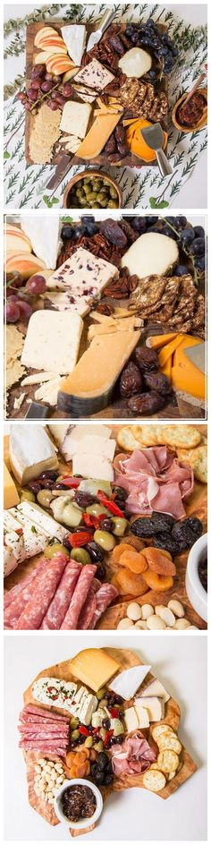 How to build the swoon-worthiest charcuterie and cheese board for the holidays!