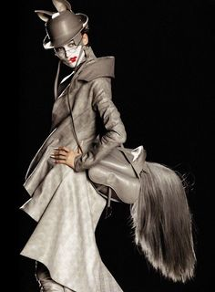 dior fall 2000 couture horse - Поиск в Google