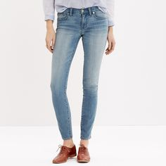 Madewell SKINNY SKINNY JEANS IN LYDON WASH Never worn, no damage, perfect condition. Can't get anywhere else! RARE! Madewell Jeans