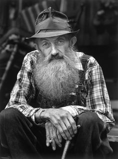 Moonshiner Popcorn Sutton by Don Dudenbostel, via Flickr