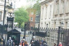 Londres en bus, 10 Downing St
