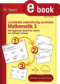 Lerninhalte Mathematik 3. Klasse | unterrichtsmaterialien24.de