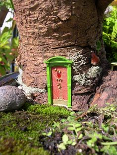 Miniature Fairy Gardening Archives