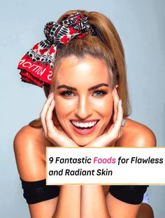 Who doesn't want flawless skin? Many factors affect your complexion, and that includes your diet. To achieve the radiant glow that you desire, you'd better be prepared to eat the right foods. Certain nutrients are necessary for proper skin maintenance, and if you're not getting enough of these nutrients from the food that you eat,... Read More » The post 9 Fantastic Foods for Flawless Skin appeared first on Everything Abode. Foods For Clear Skin, Healthy Nails, Stay Young, Self Improvement Tips, Beauty Hacks, Beauty Tips, Radiant Skin, Flawless Skin, Glowing Skin