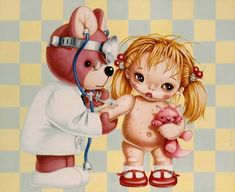 Sick and obscure art by Trevor Brown from London.(Note: Potentially offensive content! Trevor Brown, Mark Ryden, Art Addiction, Brown Babies, Brown Art, Lowbrow Art, Pop Surrealism, Baby Art, Beauty