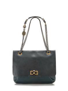 Medium Happy Shoulder Bag by Lanvin at Gilt