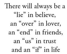 Truth Quotes Believe Lover Friends Trust And Life  Mactoons Inspirational Quotes Gallery