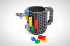 Brick by Brick: 25 Unusual Lego Products via Brit + Co.