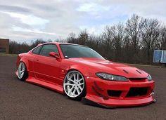 #Nissan Silvia S15 www.asautoparts.com