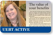 UFCW and Employers Trust - Health and Retirement Benefits