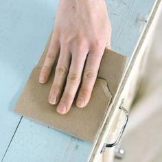 Comment faire une peinture craquel e facilement deco - Comment provoquer une fausse couche naturellement ...