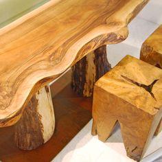 Esstisch Aus Mooreiche Unikat Holz Esszimmer Kche Wohnzimmer Schreibtisch Bro Wohnen Einrichten Holztisch