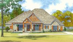 Eye-Catching Craftsman House Plan - 70540MK | Architectural Designs - House Plans
