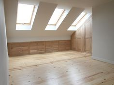 Sublime Useful Tips: Attic Loft Room attic entrance cover.Attic Remodel Tips. Attic Loft, Loft Room, Attic Rooms, Attic Spaces, Bedroom Loft, Attic Apartment, Attic Bathroom, Garage Attic, Attic Office