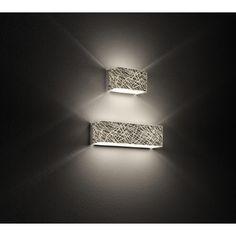 Satin Nickel//Opal 2N Block 1-Light Pendant Eurofase PN-1Black