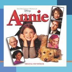 Annie (1999 Television Film) ~ Andrea McArdle