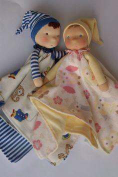 organic waldorf doll for baby natural materials cloth doll