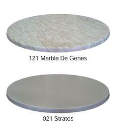 Werzalit Indoor / Outdoor Moulded Table Top