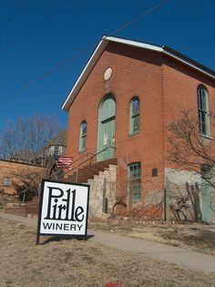 Pirtle Winery - Weston, Missouri