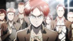 "Shingeki no Kyojin 進撃の巨人 OP / Opening - ""Guren no Yumiya"" - Linked Horizon"