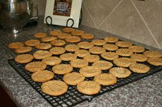 Imperfectly Homemade Mom by Monica: Gluten & Dairy Free Peanut Butter Cookies