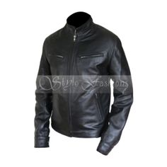 Fast and Furious 6 Dominic Toretto Leather JacketStylo Fashions