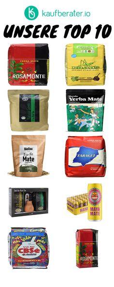 Mate Tee, Yerba Mate, Food, Tea Recipes, Too Busy, Cooking, Essen, Meals, Yemek