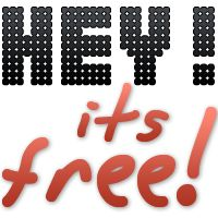 A giant list of over 150 birthday freebies!