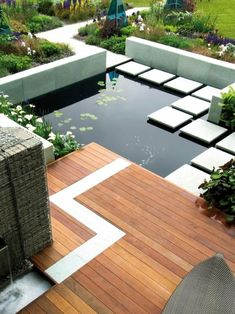 62 gorgeous backyard ponds and water garden landscaping ideas