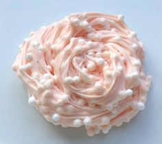 Peachy Crunchy Floam Slime