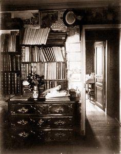 Eugène Atget 1910 Chez Atget