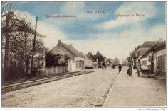 Zo zag Wilrijk er honderd jaar geleden uit - Gazet van Antwerpen