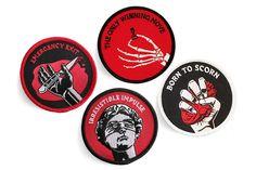 "Image of ""bummer badge"" bundle"