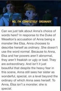 Let's just take a moment to appreciate Anna in this scene:)