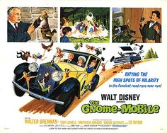 The Gnome Mobile :: 12 Disney movies you've never seen (but should!)   #BabyCenterBlog