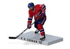 P. K. Subban Figurines LNH à collectionner de Sears  19,99 $