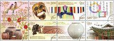 [World Stamp ExhibitionPHILAKOREA 2014, type ]