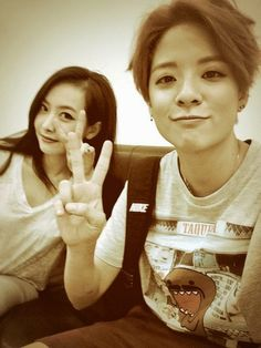 f(x)'s Amber sends message to fans after winning at July 19th 'Show! Music Core' episode - Latest K-pop News - K-pop News | Daily K Pop News