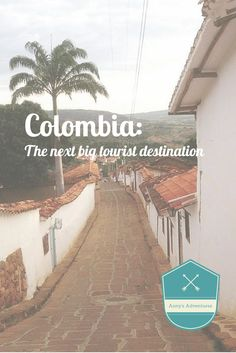 Anny's Adventures Travel Blog // A insight into the 'real' Colombia, including information on Barichara, Cartagena, Santa Marta, Palomino and Bogota. Click on the photo/pin for a link to find the full guide on my travel blog.