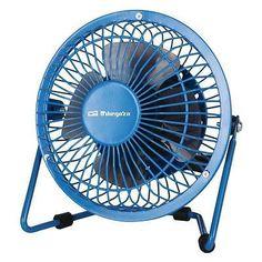 Ventilador de mesa orbegozo Azul #ventiladoresmesa #ventiladores