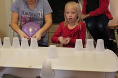 Blair's Blessings: 10 Year-Old Minute to Win It Birthday Party
