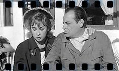 """1958 """"ΔΙΑΚΟΠΕΣ ΣΤΗΝ ΑΙΓΙΝΑ"""" του ΑΝΤΡΕΑ ΛΑΜΠΡΙΝΟΥ. Αλίκη Βουγιουκλάκη, Λάμπρος Κωνσταντάρας"""