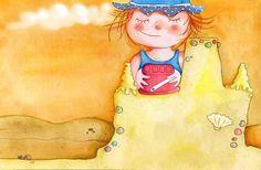 Ines Huni - professional children's illustrator, view portfolio