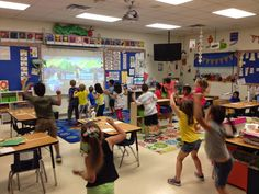 The Power of Brain Breaks - Get your class up and moving in a fun and engaging way!