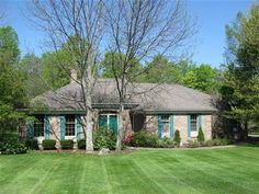 A GORGEOUS HOME IN A LOVELY SETTING.  Well designed spaces produce an open floor plan. A spacious foyer opens to a vaulted great room with a unique gas fireplace mantel.The great room opens with French doors to a sunroom and adjacent office with bay window. It also opens to the eat-in kitchen and to the dining room. An elegant kitchen is designed for efficiency with lots of storage and counter space. It features a gas cooktop and double ovens. The huge master suite features a bath with a…