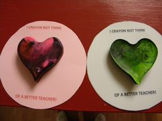 Did this with Girl Scouts for teacher Valentines Teacher Valentine, Valentines Day, Best Teacher, Girl Scouts, Crafts For Kids, Crafty, School, Valentine's Day Diy, Crafts For Children