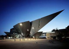 Американский архитектор-деконструктивист - Даниель Либескинд | Home and Interiors